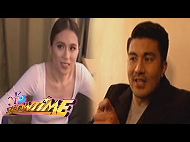 It's Showtime: Luis and Toni's message for Vhong