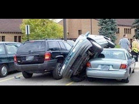 Self Parking Car Fail