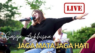 Download lagu Sasya Arkhisna - Jaga Mata Jaga Hati | Viral Tik Tok (  Langit Biru Record)