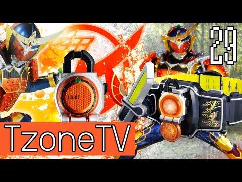 รีวิวเข็มขัดมาสไรเดอร์ไกมุ TOYZONE EP 29