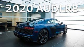 The 2020 Audi R8