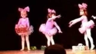 Toddler Dance Recital Gone Wrong