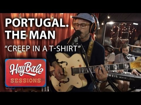 "Portugal. The Man - ""Creep In A T-Shirt"" 