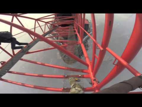 Shanghai Tower - Unofficial Video Clip