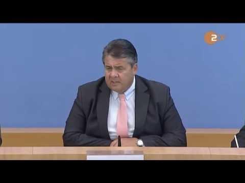 Bundesminister Gabriel zum EEG 2016 in der Bundespressekonferenz
