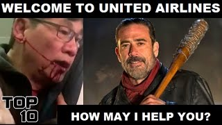 Top 10 United Airlines Funniest Memes