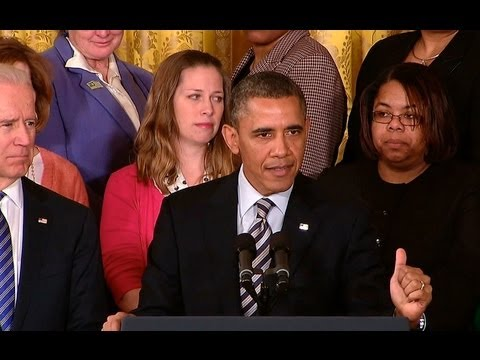 President Obama Speaks on Protecting Our Children from Gun Violence