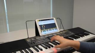 4.4 - Casio LK-265 Tutorial - Song Expansion