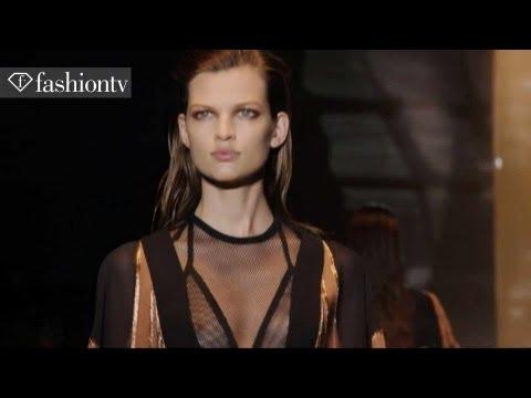 Gucci Spring/Summer 2014 | Milan Fashion Week MFW | FashionTV