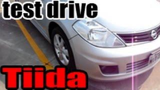 Voltinha Na Quadra - Nissan Tiida SL manual 2012