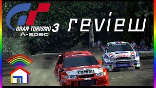 Gran Turismo 3: A-Spec review - ColourShed
