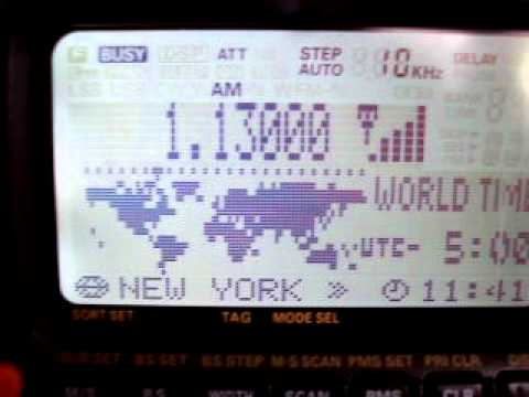 www.RadioScannerAntenna.com //  Yaesu VR-5000 radio scanner antenna - NY program