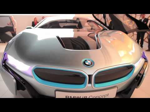 BMW i. Born Electric.