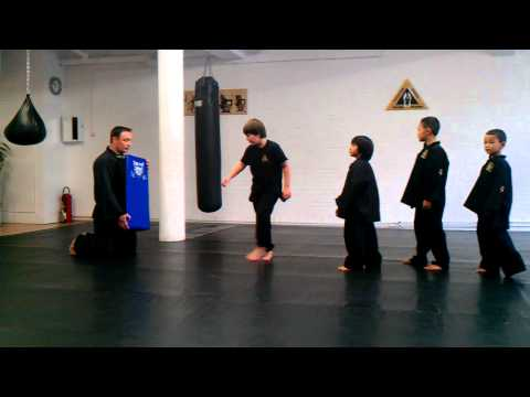 Pencak Silat training 17-09-2011 (2) Image 1