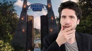 Jurassic World trailer review