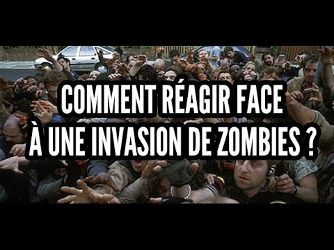 Micro-trottoir : comment réagir en cas d'invasion de zombies ?