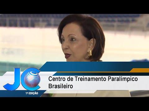 Jornal da Cultura 1º Edição | Centro de Treinamento Paralímpico Brasileiro