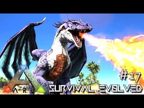 ARK: SURVIVAL EVOLVED - NEW DRAGON BOSS TAMING !!! E17 (MODDED ARK ANNUNAKI EXTINCTION CORE)