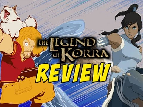 MAX Reviews: The Legend Of Korra by Platinum Games