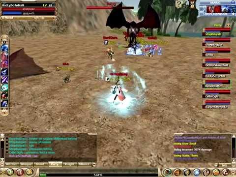 KnightOnLine Balog quest