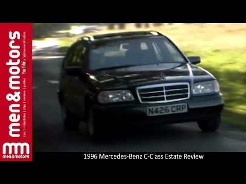 1996 Mercedes-Benz C-Class Estate Review