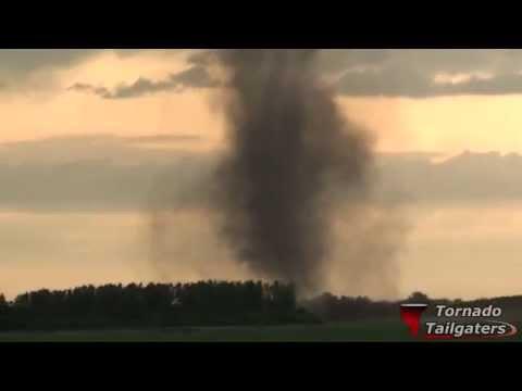 NE North Dakota Tornadoes 6/27/15