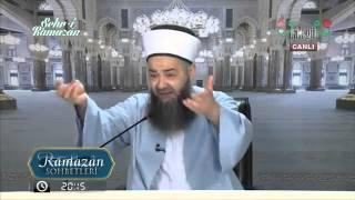 Cübbeli Ahmet Hocaefendi ile Ramazan Sohbetleri 4.Bölüm (21.06.2015)
