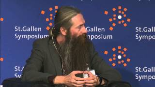 One-on-One: an investigative interview with Aubrey de Grey - 44th St. Gallen Symposium