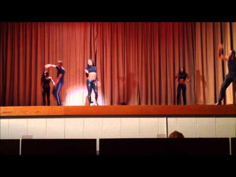 THE BEST CIARA IMPERSONATION-FVSU 2012 FAKE THE FUNK