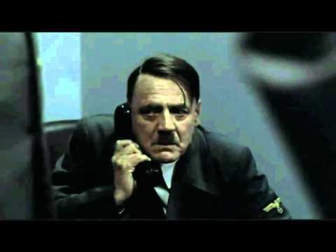 Hitler découvre la nouvelle pub de chez Free Mobile