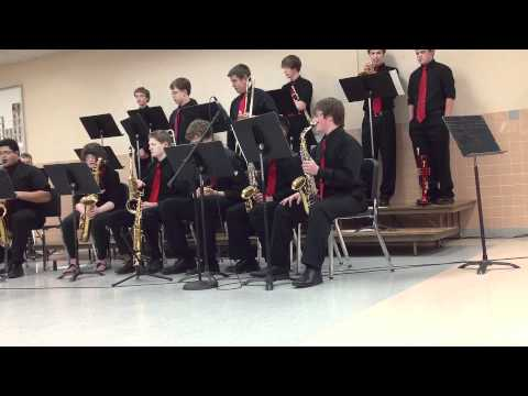 MASH Jazz Band at Corry Area High School-4/26/12