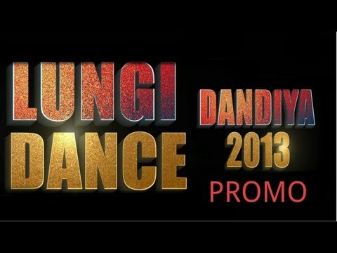 Lungi Dance Non-Stop Bollywood Dandiya 2013 - Promo Video