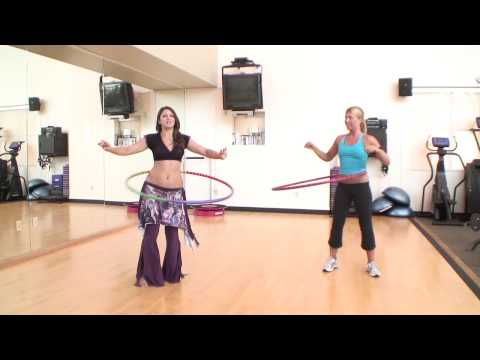 Hooping Fitness, Hoop Dancing & How To Hula Hoop video