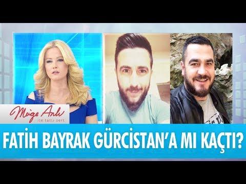 Fatih Bayrak Gürcistan'a mı kaçtı? - Müge Anlı İle Tatlı Sert 17 Kasım