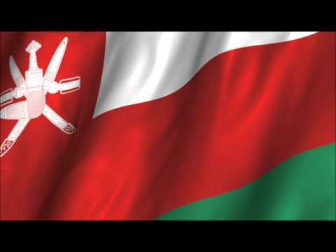 """National anthem of Oman """"As-Salam as-Sultani"""""""
