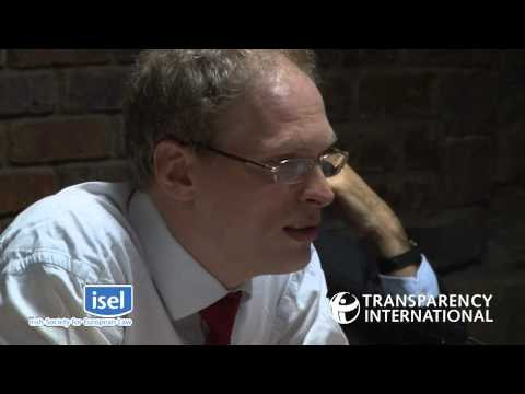 "This video shows coverage from the event ""Access to Documents and Transparency in the EU: a practical guide & the future of EU transparency law"""