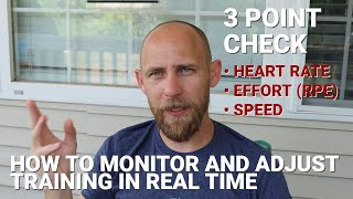 What Your Heart Rate, Effort, and Speed Are Telling You During a Workout