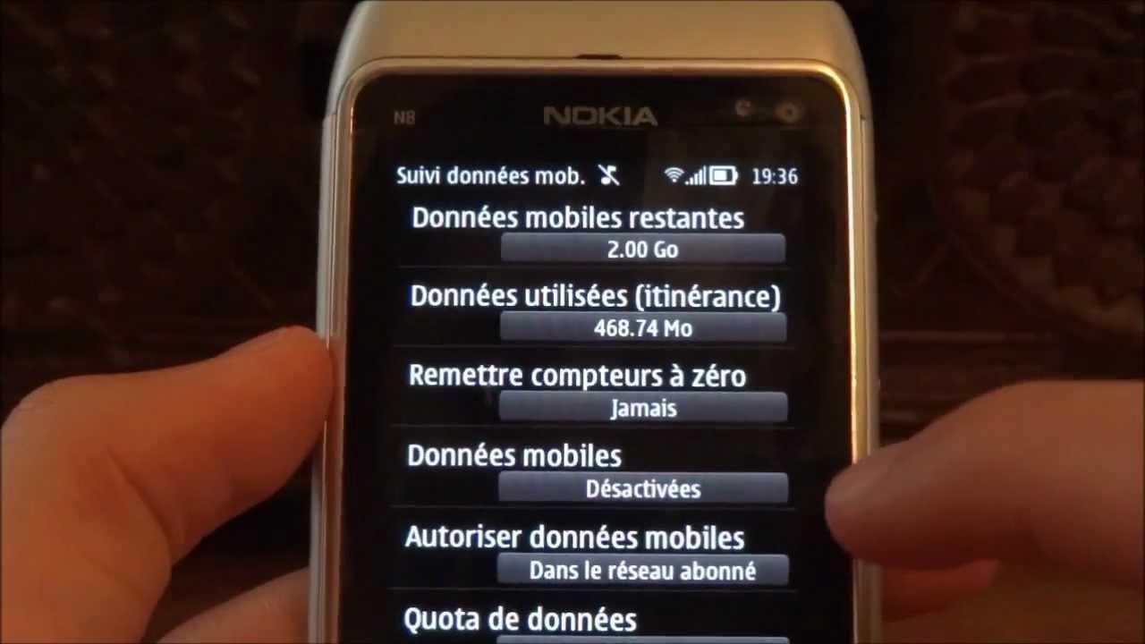Ceci est un Test de Nokia (Symbian) Belle Refresh sur un Nokia N8.Si cette