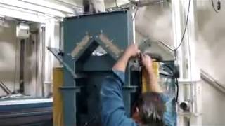 Modular Precision Sizer - Sizer Inlet - Carter Day Agribusiness Products