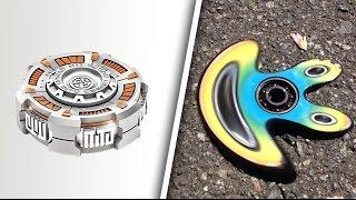 6 ALL-TIME BEST Fidget Spinner Hacks and Tricks (Rare Hand Spinners) Make your spinner faster