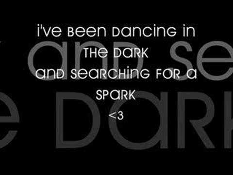Dj Cammy - Dancing In The Dark Lyrics video