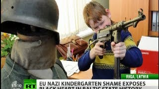 (4.58 MB) Nazi Kindergarten Shame: Baltic divided over dark past Mp3
