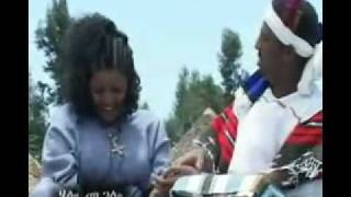 Ethiopia's lovely traditional song - Amsal Mitike