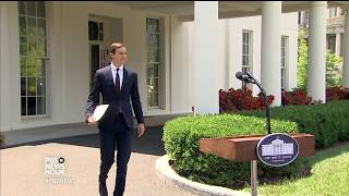 Kushner on Russia dealings: 'I had no improper contacts'