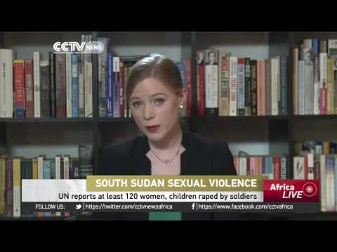 UN reports at least 120 women, children raped by soldiers in South Sudan