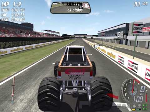 Toca Race Driver 3 PC Gameplay - Online Racing - Video Clips