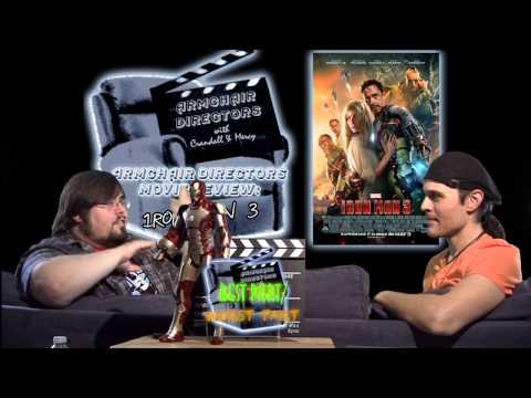 Iron Man 3 Movie Review - Armchair Directors