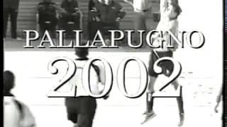 Pallapugno - il campionato 2002