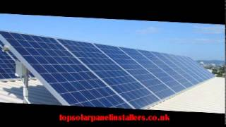 Solar panels installation by installers Altrincham, Hale, Sale,