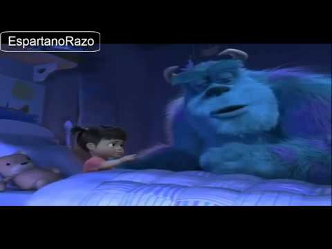 Monsters Inc. La despedida de Boo-Español